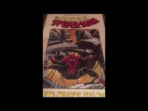 🤓ASMR - Reading 'The Adventures Of Spider Man' comic book ! (Whispering)🕷