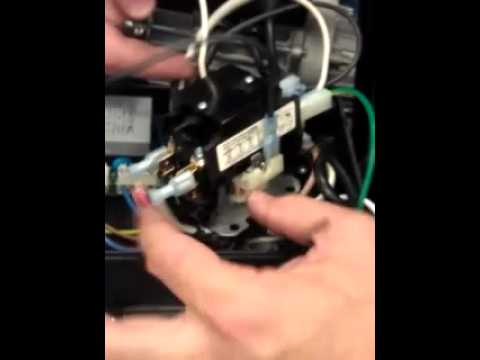 hqdefault how to wire a contactor youtube  at alyssarenee.co