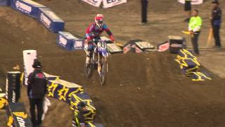 Supercross LIVE! 2014 - 2 Minutes on the Track - 450 Second Practice from the First Race in Anaheim