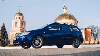 ТАЧКА на ПРОКАЧКУ для МНОГОДЕТНОЙ СЕМЬИ - ФИНАЛ (Toyota Corolla 120 - Fielder)