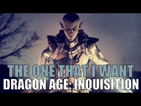 Sharm ~ The One That I Want (Dragon Age: Inquisition)