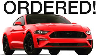 What I Paid For The 2018 Ford Mustang And Specs!