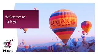 Welcome to Turkey | Qatar Airways
