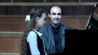 видео: мастер-класс преподавателя консерватории  Олега Вайнштейна