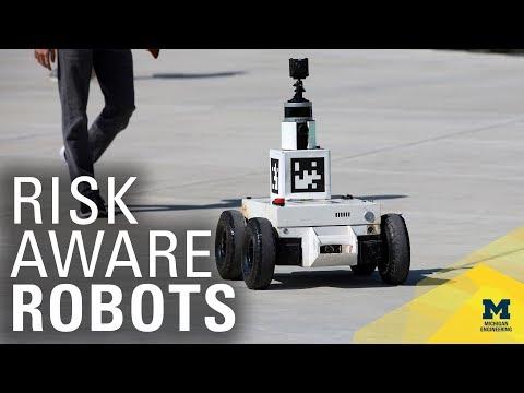 Risk Aware Autonomy - Moving Artificial Intelligence Forward