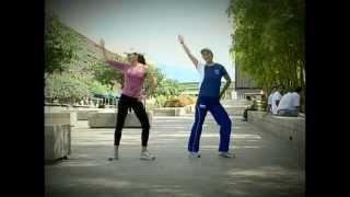 Coreografía MADRE PAZ - Canción Día Mundial de la PAZ 2012