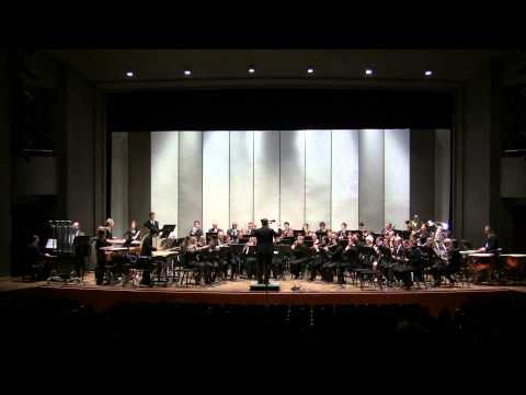 Remember the Molecules by  Michael Markowski  performed by the Brooklyn Wind Symphony