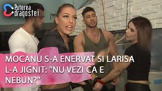 Puterea dragostei (19.04.2019) - Mocanu s-a enervat si Larisa l-a jignit &quotNu vezi ca e ...