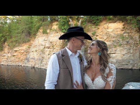 Incredible Wedding at a Quarry outside Charlotte North Carolina