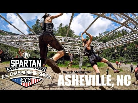 ASHEVILLE SPARTAN SUPER - Black Mountain, NC | 2016