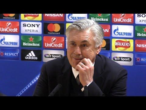 Arsenal 1-5 Bayern Munich (Agg 2-10) - Carlo Ancelotti Full Post Match Press Conference