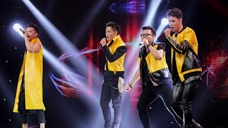 roi - cadimen  tap 4 tranh dau - the x factor - nhan to bi an 2016 ss2