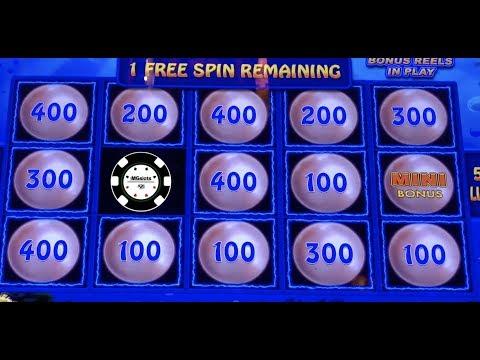 ⚡️ LIGHTNING CASH MAGIC PEARL HANDPAY ~ HIGH LIMIT ⚡️LINK ALL $25 BONUS SPINS
