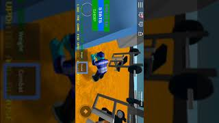 Roblox game play with my brother 626DAZZ