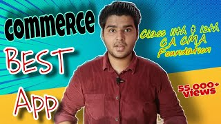 #1 Best Apps For Commerce Student - Class 11th & Class 12th | Free Commerce Apps |DeeCee, Extraclass screenshot 3