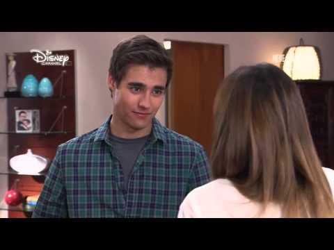 Violetta Staffel 2 - Telefonat Mit Diego Und Leon Kommt Zu Violetta Nach Hause (Folge 5) Deutsch