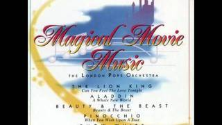 Magical Movie Music--1. Can you feel the love tonight (Lion King)