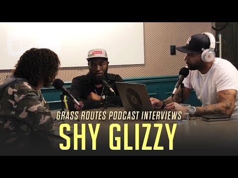 """Shy Glizzy talks Goldlink's """"Crew,"""" being an OG in D.C. and more 