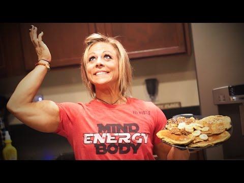The Protein Pancake - Dani Reardon - Cooking