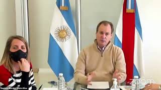 Región Centro - Presentación de Plan e Igualdad de Género de la Región Centro
