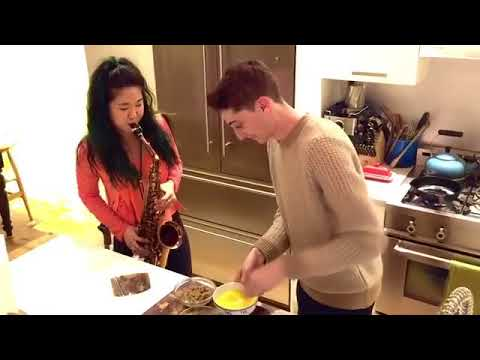 GRACE KELLY POPUP #33 JONAH RYDER COOKING