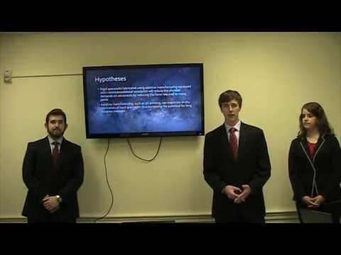 Dissertation prospectus defense