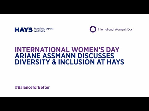 How Do You Achieve Balanceforbetter In Your Team Arianne Assmann Hays Germany