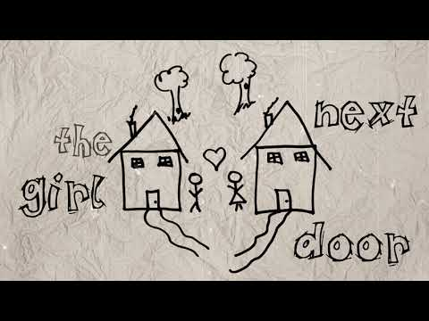 Nikki Lickstein- The Girl Next Door (Lyric Video)