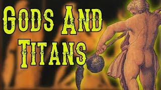 Gods and Titans (Classical Mythology 170 - Week 3)