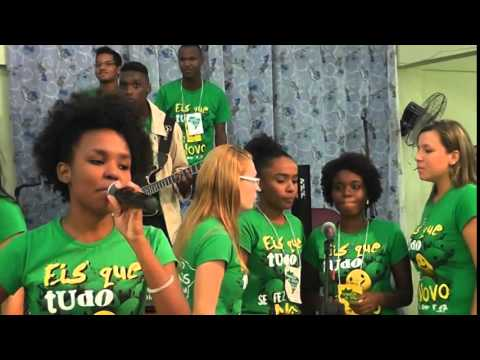 Congresso Jovem IBPM 2014 (Estou Pronto - Música de Soraya Moraes)
