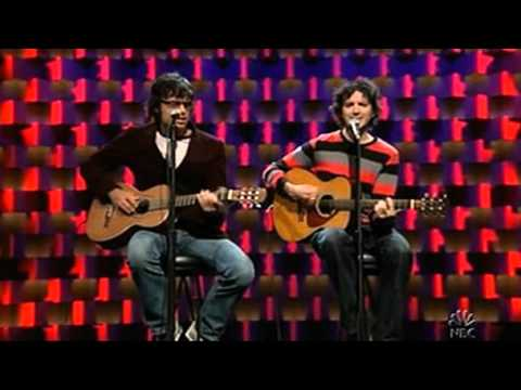 Flight of the Conchord 09 08 05 Live on Conan