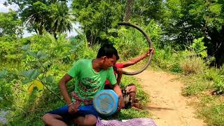 Must watch funny video।।try not to laugh ।indian fun।storyline studio। comedy video।top funny  video