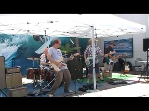 Gandy Dancer - performed by The Hayseed Surfers at the HBISM