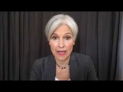 A Special Post-Election Announcement from Jill Stein: Occupy Inauguration