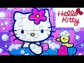HELLO KITTY Puzzle Games Ravensburger Rompecabezas Jigsaw Puzzles De Play Set Kids Toys