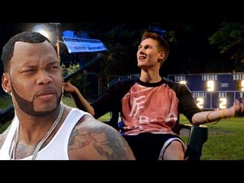 Flo Rida - Whistle Music Video Parody (Wiffle)