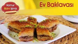Ev Baklavası Tarifi - Şerbetli Bayram Tatlıları