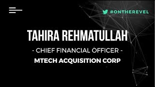 TAHIRA REHMATULLAH of MTECH at REVEL: CANNABIS + CAPITAL