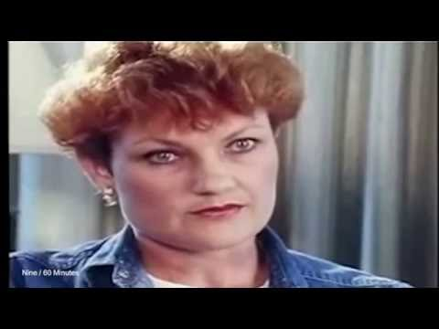 pauline hanson doesn t know what xenophobic means youtube