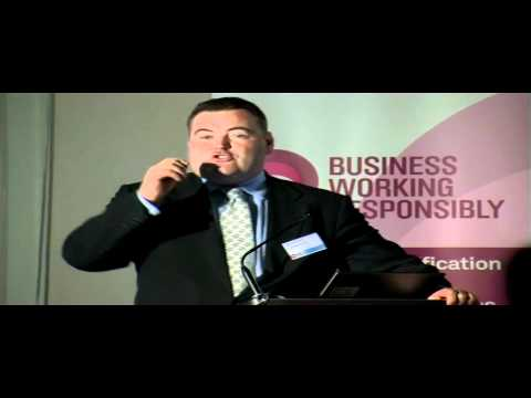BITCI CEO Forum 2011- John Mullins Bord Gais