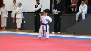 Gekisai dai ni  ( Goju Ryu Kata )