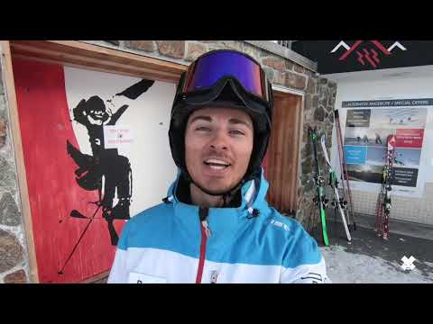 Is It VACATION? DAILY LIFE As A SKI INSTRUCTOR