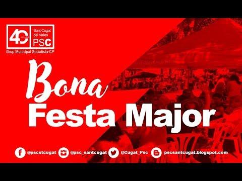 FESTA MAJOR SANT CUGAT 2018