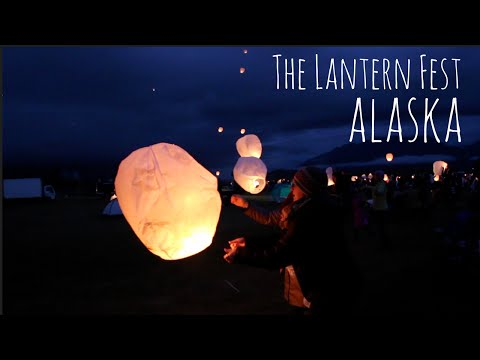 The Lantern Fest :: Alaska 2016