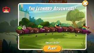 Angry Birds 2 AB2  The Leonard Adventure  Level 01-08 screenshot 5