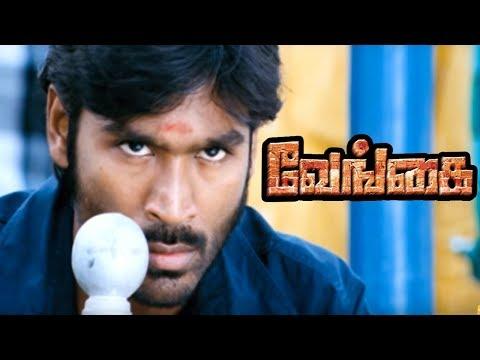 Venghai Scenes | Dhanush helps Y. Gee. Mahendran | Dhanush Fight scene | Dhanush Best Mass Scene