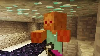 Let's Play Minecraft Episode 1 - Diamonds