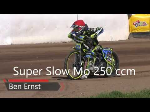 Speedway Liga Nord 21.04.2018 Super Slow Mo, 250 ccm