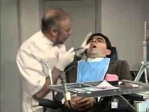 مستر بين عند طبيب الاسنان Mr.Bean goes the dintist