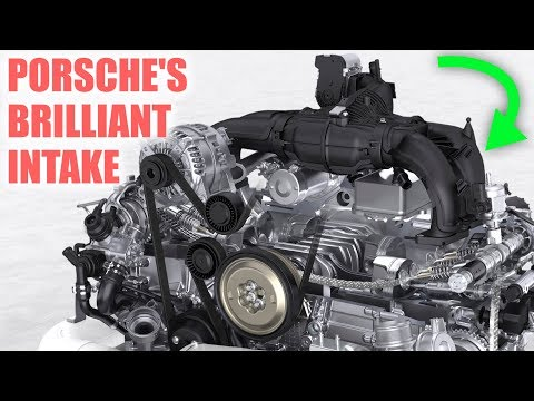How Porsche Perfected Intake Manifolds